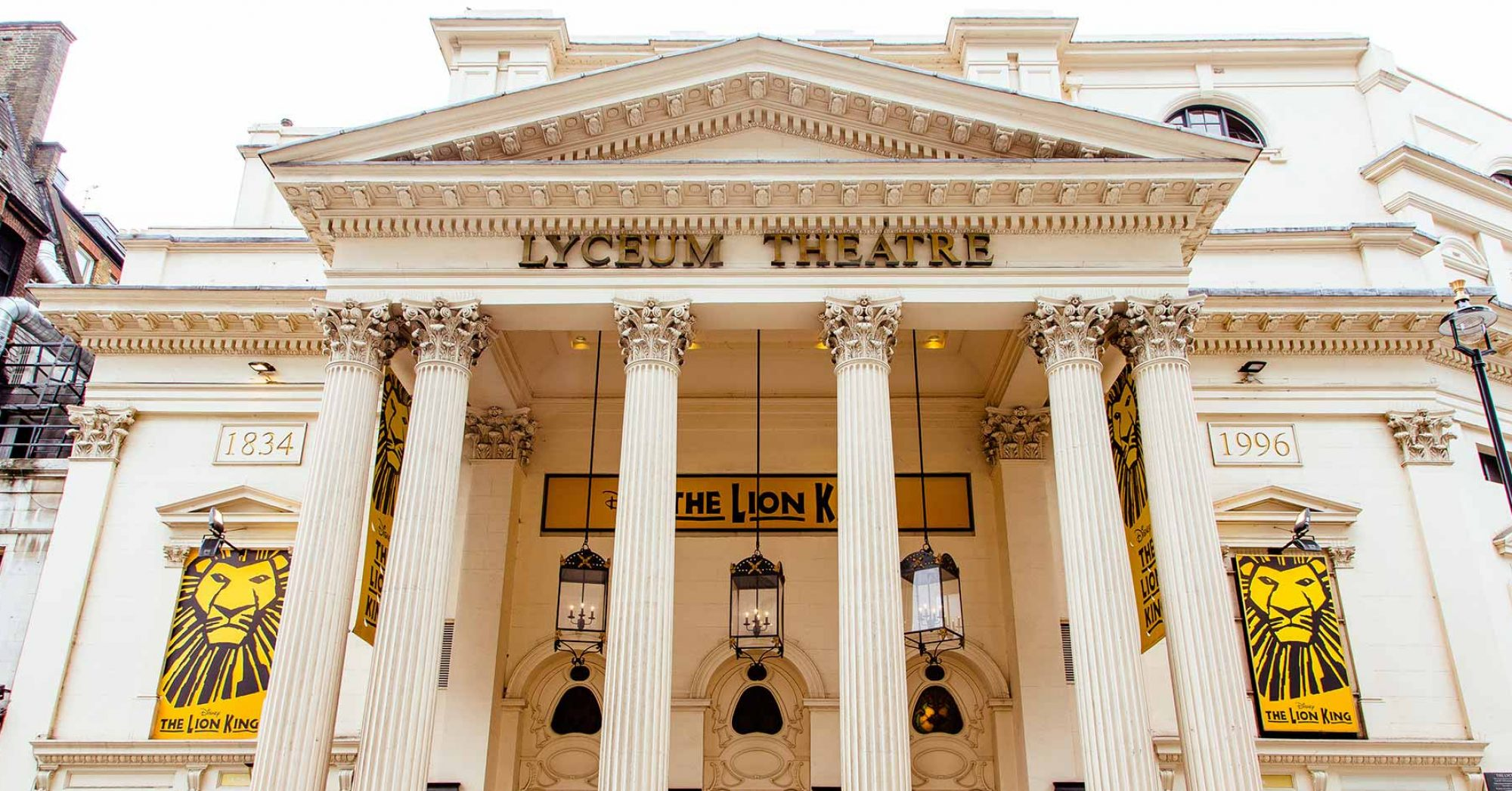 Lyceum Theatre Tickets London